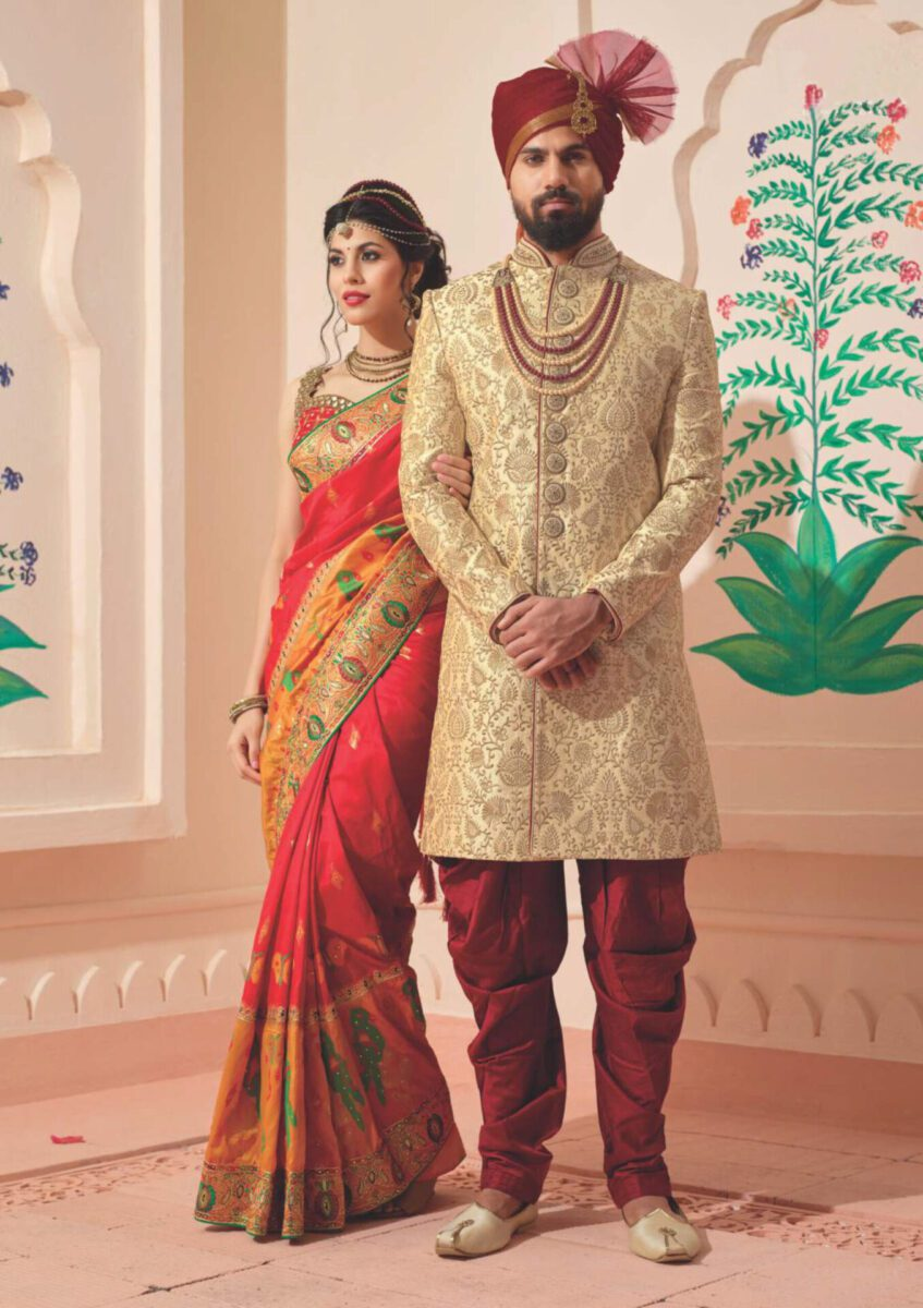Indo-western-sherwani-salwar-for-men