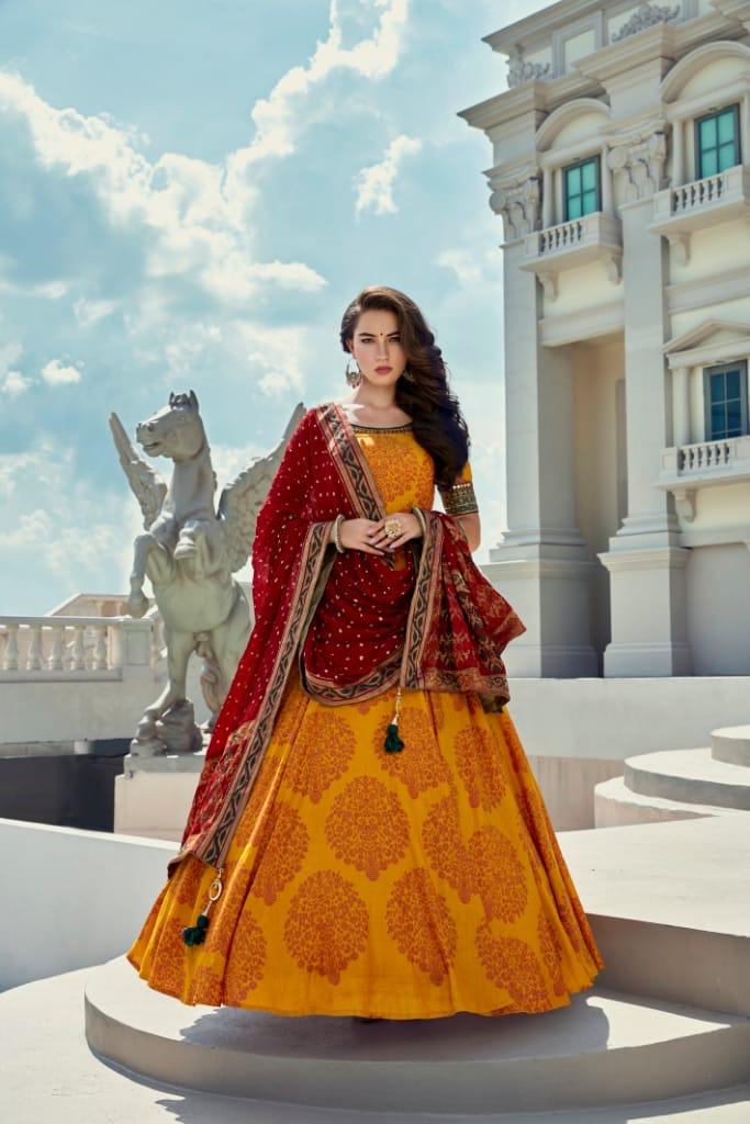 traditional indian wedding wear