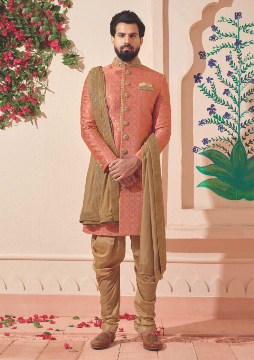 wedding-wear-Indo-western-sherwani