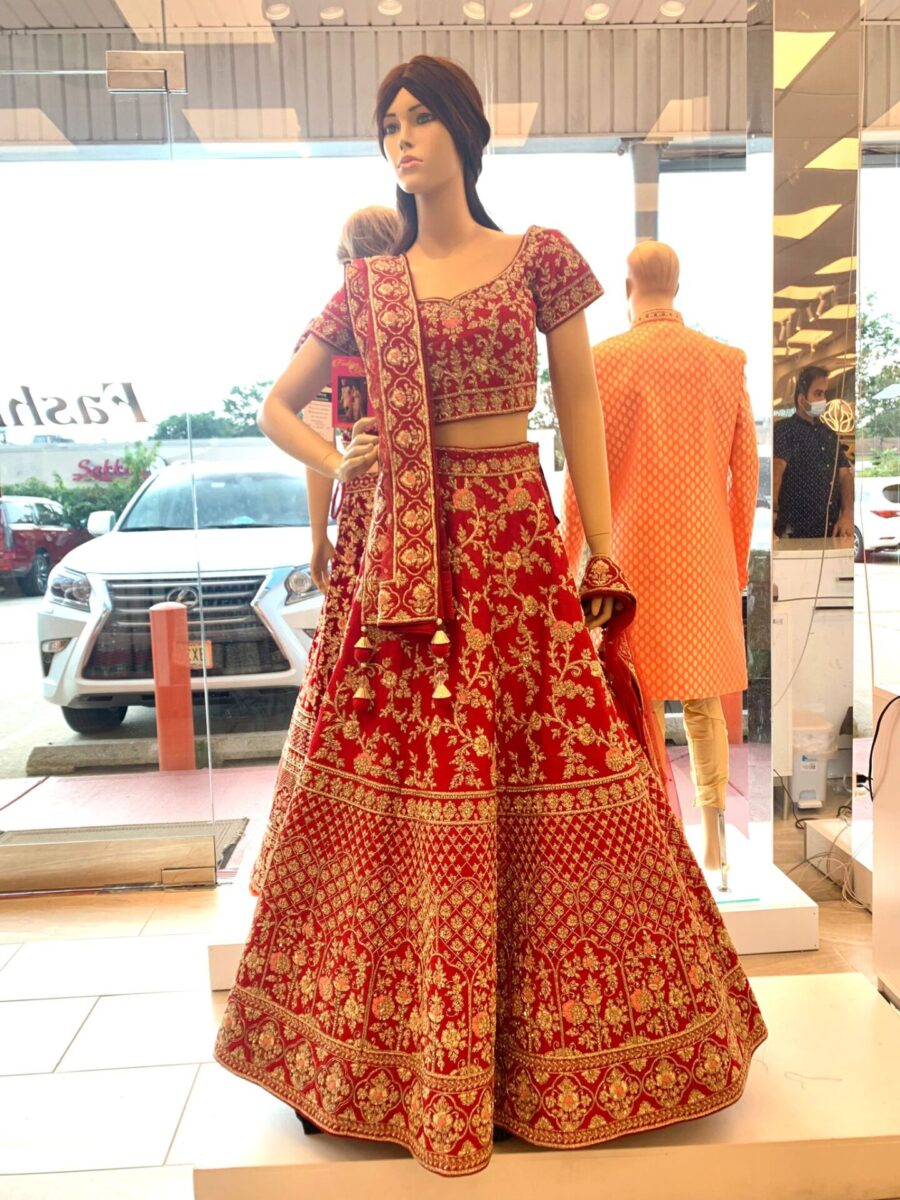 bridal lehengas in new jersey